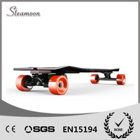 3000W strong power skateboard with carbon filber material