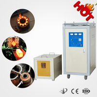 Low price hot induction forging machine for bolts and nuts