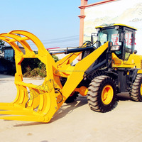 Can be modified 1/2/3ton loader,LH factory direct sale excaloader,small size loader wholesale