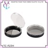 Plastic Cosmetic Packaging Compact Powder Case