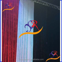 Eyelet curtains front cutains wedding drapery