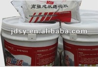 High strength building structure glue