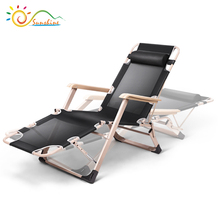 Aluminum tube cheap leisure relaxing sun beach lounge chair, folding relax chair