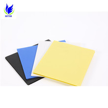Best selling Wholesale polypropylene pp flute plastic hollow sheet/board