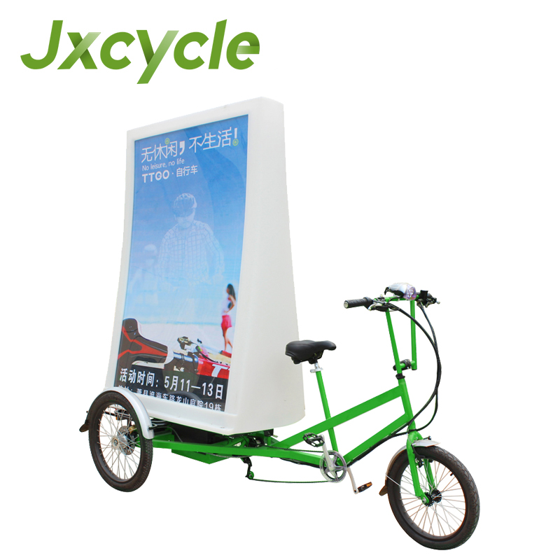 outdoor promotion bike/tricycle advertising