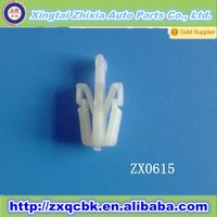 Good price !! Good quality !! ZX zhongguo China general plastic clips/Push-type Retainer