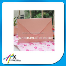 Hot Selling OEM Design Good Quality Envelope, Full Color Envelope ,Creative Envelope Designs