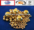 T1 T2 brass ball used in sprayers and valves