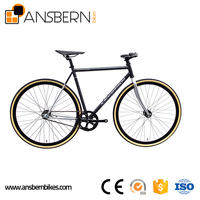 4130 Cr-Mo 700C Sram Automatix 2 Speed Hybrid Bike ASB - CB - C01