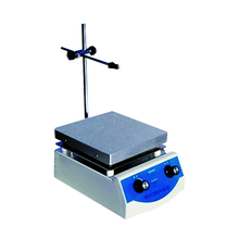 Laboratory Hotplate Magnetic Stirrer with universal plate stand/Mixer