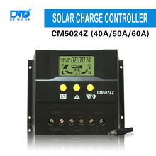2018 discount price solar charger cells lumiax 60A 50A 40A controllers solar charge controller for solar power system home