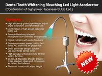 AYJ-J003B DentalTeeth whitening bleaching machine with CE certificate blue light lamp & zoom teeth whitening machine