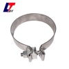 clamp chinese truck clamp stack /china Heavy duty truck clamp exhaust stack clamp /CURVE STACK clamp chrome surface