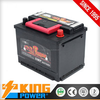 12V Capacity DIN45MF 12V45AH Car Battery Wholesale