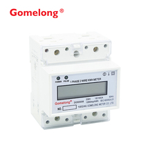 China Supplier Electronic <strong>Meter</strong> Jammer Electronic Electric Energy <strong>Meter</strong>