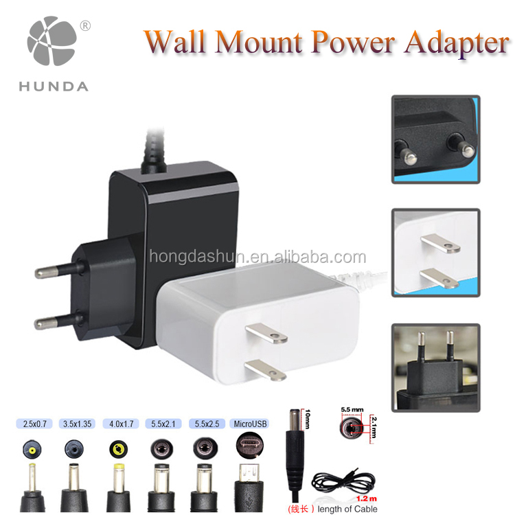 5V 1.2A Micro USB Travel Charger Portable Wall Charger adapter for Asus Tablet