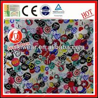high quality comfortable anti-static types fabric lining for garment