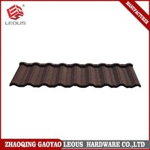 Colorful Sand Coated Metal Roof,Stone Coated Roofing Aluminum Zinc Steel Roof Tile