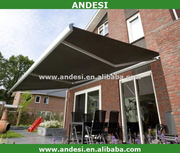Strong Automatic Aluminium Awning Electric Canopy - Buy ...