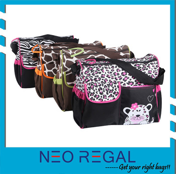 promotional Animal Mother bag , Baby diaper bag, Mummy Bag