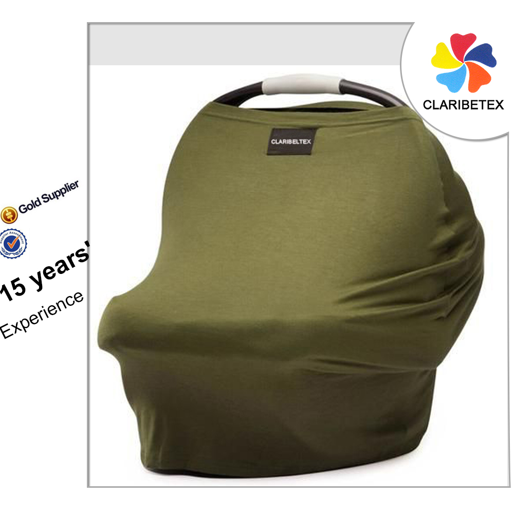 Protective Rayon Baby Car Seat Cover, Baby Carrier Cover