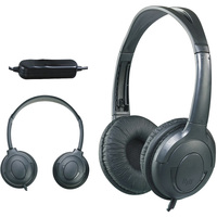 2014 Noise cancelling aviation headset, disposable earphone for airplane