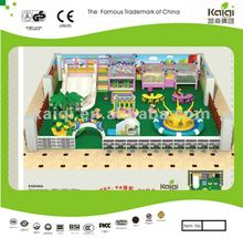 2012 KAIQI indoor baby playground/toy park/baby play area