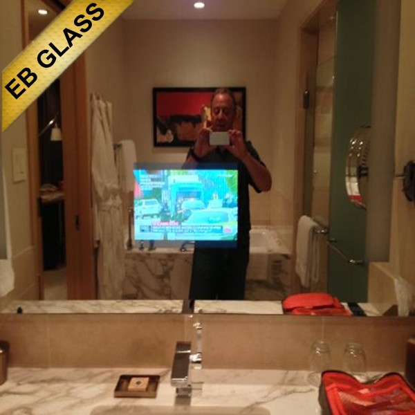 WATERPROOF LCD COLOR TV Mirror For Reception supplier/wholesaler/manufacture/distributor EB BRAND