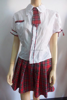 Sexy cosplay costume japan sexy school girl student uniform costume