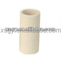 astm pvc plastic pipe fittings coupling 1-1/2''