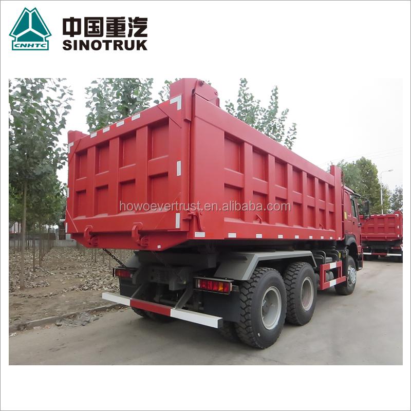 SINOTRUK howo sinotruck howo 371 price howo dump truck price