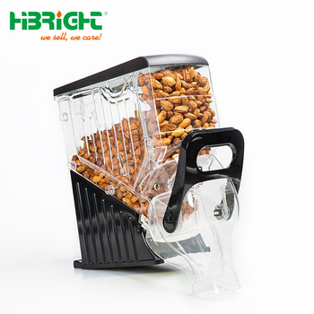 Supermarket Display Attached to Wall or Counter Top Bulk Food Dispenser