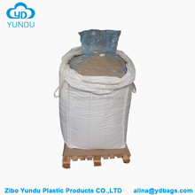 Top filling skirt Option (Filling) and 1500kg Loading Weight Jumbo Bag