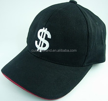 Custom logo printing sports cap