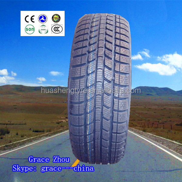 Car tire factory PCR winter tyre 205/55R16