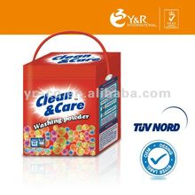 Popular Sale!2014 top quality nature clean powdered laundry detergent,laundry detergent washing powder