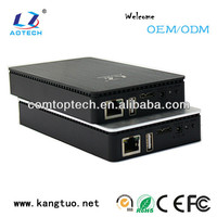 "Aotech USB3.0 WiFi NAS to 2 Bay 2.5"" SATA HDD Enclosure nas case"