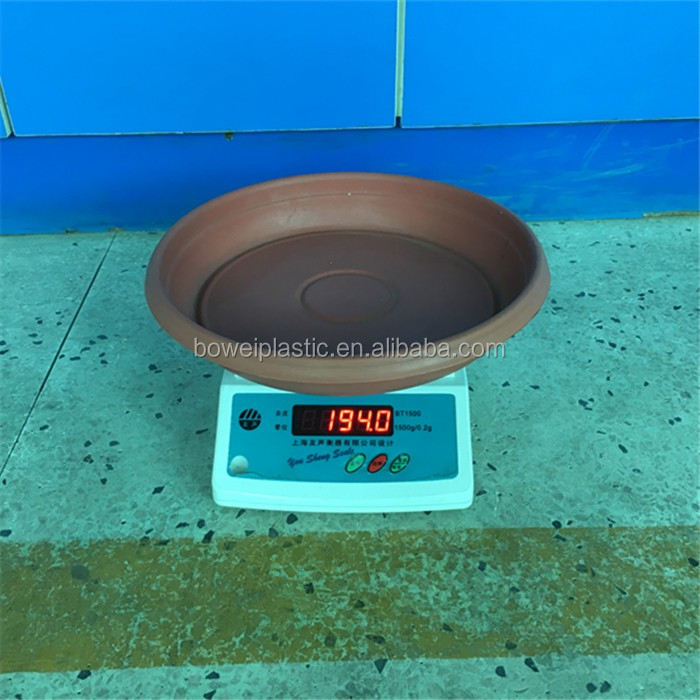 Moving Saucer Is Belt Pulleys Base Which Like Flowerpot Stand With Four Wheels