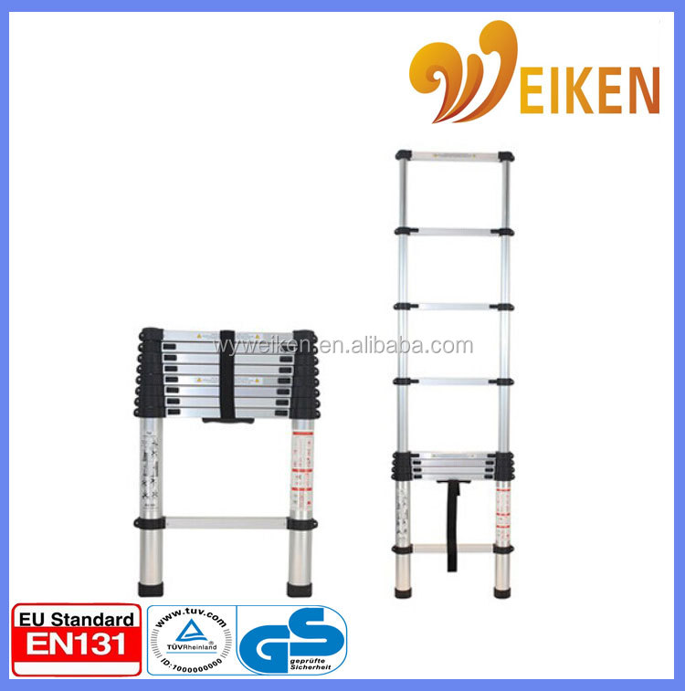 aluminum 4 step ladder with safety rail chinese auction website