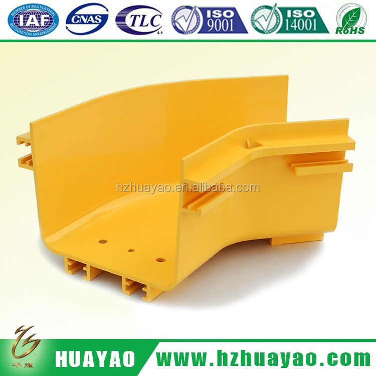 din rail boxes/fiber cable protection tube/fiber groove