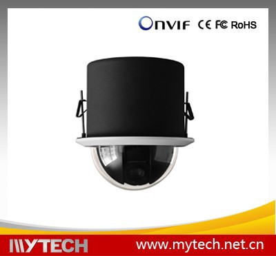 20X Optical Zoom Embedded IP PTZ Camera Support Onvif HD Resolution High Speed Dome Camera