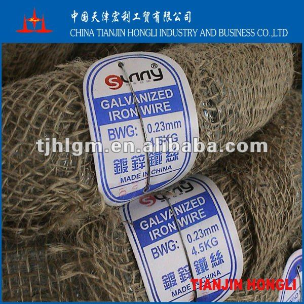 Metal Binding Wire