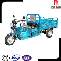 Three Wheel Moped Motorcycle Small 3 Wheel Car With Strong Reliable Chasis