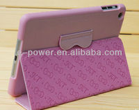 hello kitty cover case for ipad mini