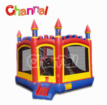 Commercial children bouncy castle inflatable jumping bed for sale