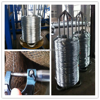 7/4.0mm Galvanized Steel Wire Strand Guy Wire Stay Wire