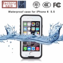 Redpepper Shockproof Waterproof Dirt Proof Case For iphone6 Plus 5.5""
