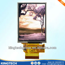 "2.4"" refurbished touch screen monitor 240X320 OEM and ODM"