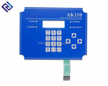 High performance membrane switch keypad repair supplier