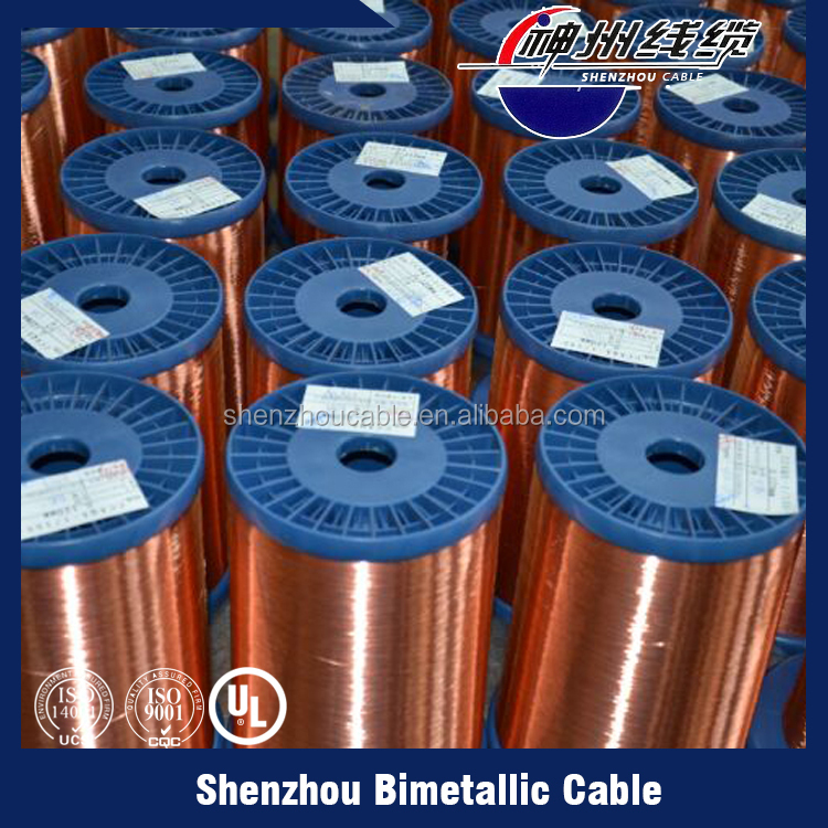 Ul Approved Cca Magnet Wire Cu Al Enameled Wire For Transformer ...
